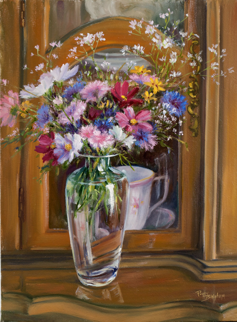 Spring Bouquet ~ Peggy Bingham